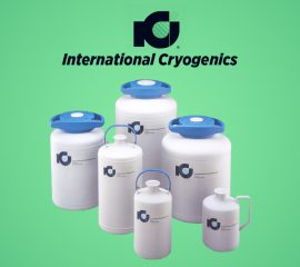 International-Cryogenics Sıvı Azot Depolama Tankları